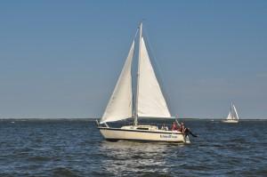Sailboat Rentals at Barnegat Bay New Jersey - Island Time