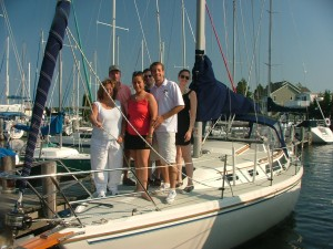 Sailboat Charters Barnegat Bay NJ - Margarita
