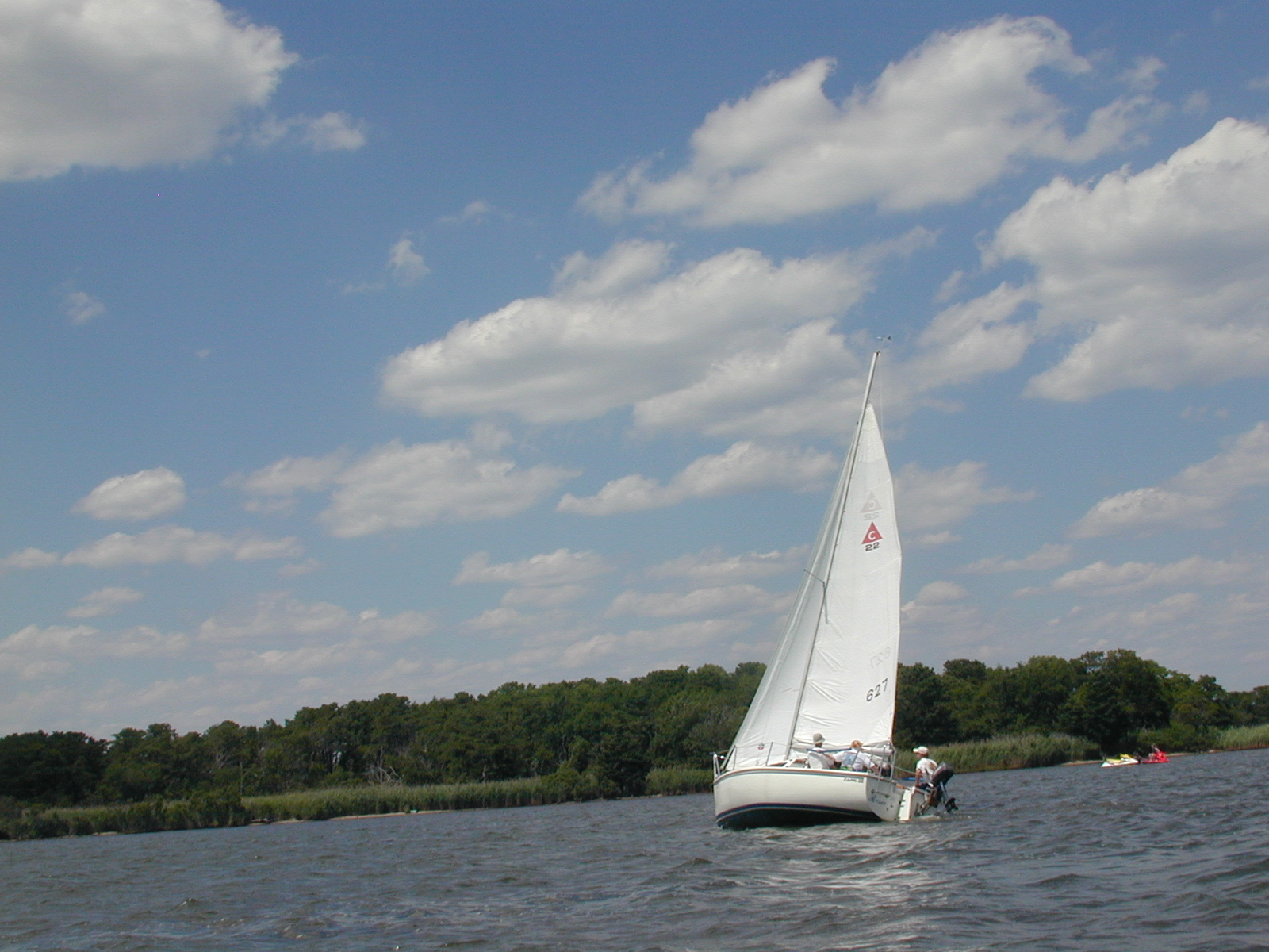 new jersey private sailing lessons and introduction to sailing