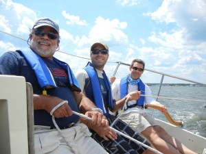NJ Barnegat Bay Sailing Lessons
