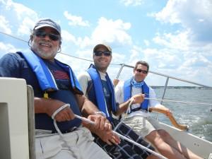 NJ Barnegat Bay Sailing Lessons