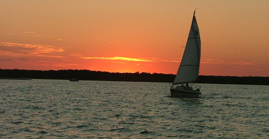 Sunset Cruise Gift Certificate