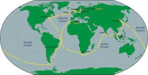 volvo map